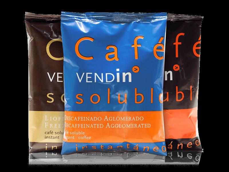 Café soluble