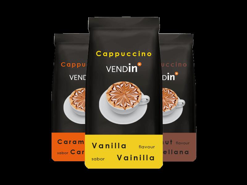 Cappuccinos Vendin